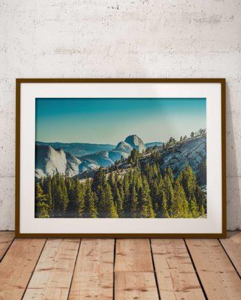 Gallery Print Yosemite voorzijde